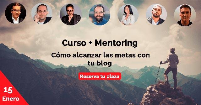 curso mentoring 3 edicion