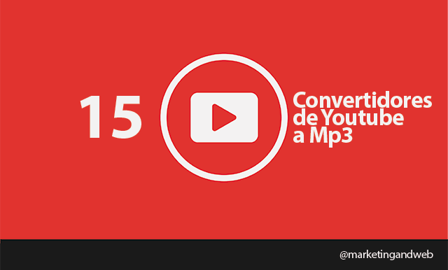 convertidor youtube mp3 (