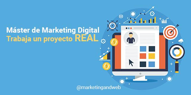 Máster de Marketing Digital en Valencia y Online [100% PRÁCTICO] 3ª Edición