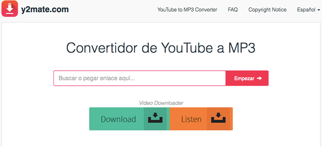 convertidor youtube mp3 2 horas