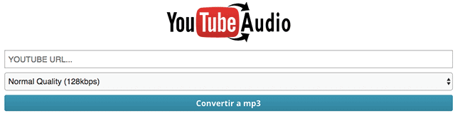 youtube audio