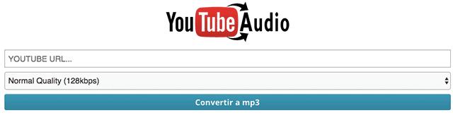 Audio Youtube
