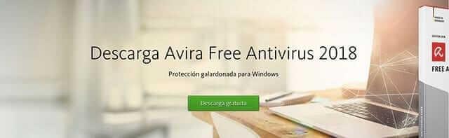 descarga avira antivirus gratis