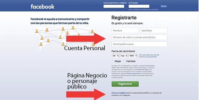 Facebook lite iniciar sesion en español