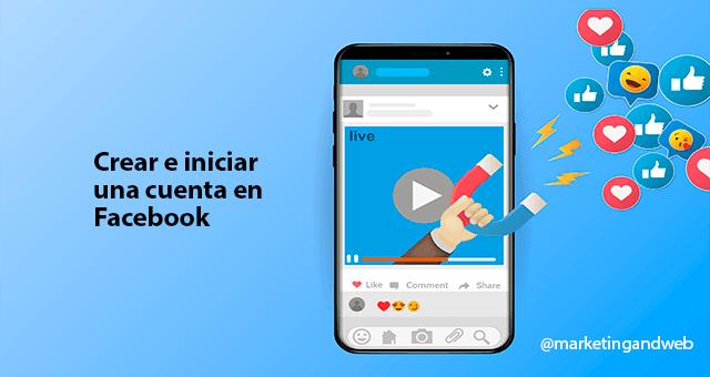 Iniciar sesión en Facebook, entrar o crear cuenta en Facebook (Español)