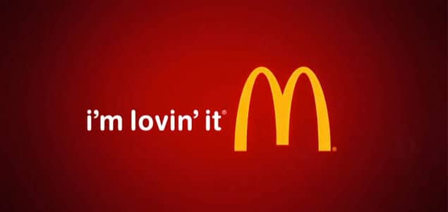mcdonalds im lovin it