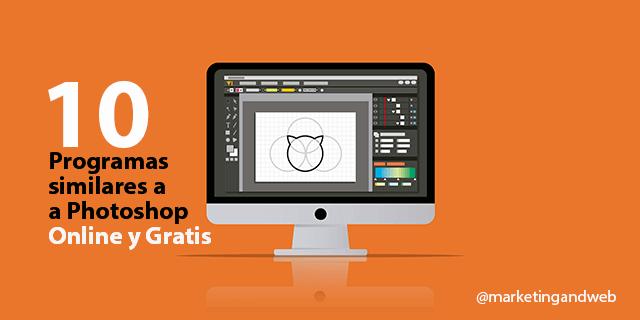 programas photoshop online gratis