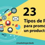 23 Tipos de Publicidad que utilizan las empresas [Ejemplos]