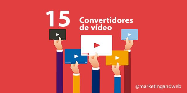 Convertidores de Vídeos Gratis para Windows