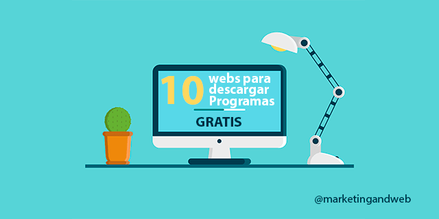 10 Mejores páginas para descargar programas Gratis de Windows