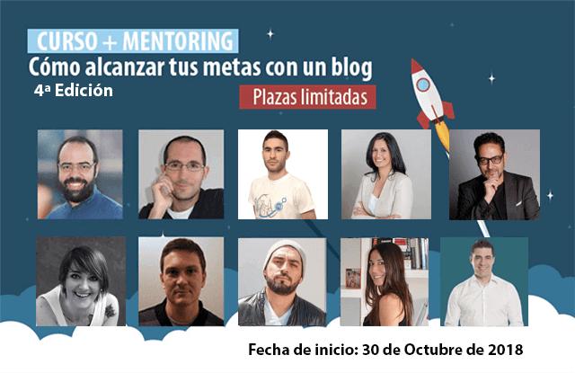 curso + mentoring