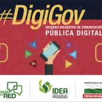 II Encuentro de Comunicación Pública Digital en Colombia #DigiGov