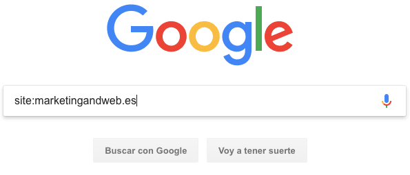 indice visibilidad google