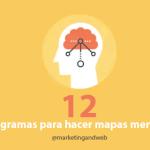 12 Mejores programas para hacer mapas conceptuales Gratis y de Pago