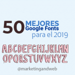 Las 50 Mejores Google Fonts para descargar y usar Gratis en 2019