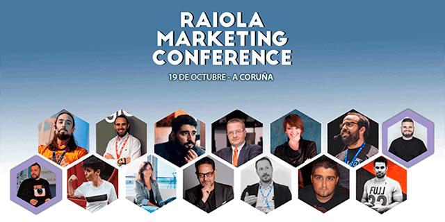 Vuelve uno de los mejores Congresos de Galicia «Raiola Marketing Conference 2019»