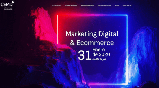 Congreso Marketing Digital Badajoz