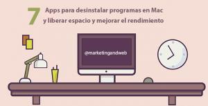Cómo desinstalar programas en Mac – 7 Aplicaciones