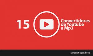 15 Convertidores de Youtube a MP3 y MP4 sin programas (Fácil y rápido)