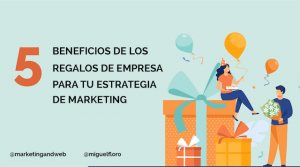 ideas de regalos de empresa