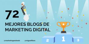 Mejores blogs de marketing digital en español