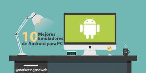 10 mejores emuladores de Android para PC con Windows en 2019