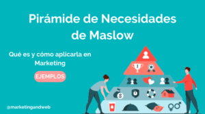 piramide de maslow en marketing