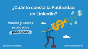 precio de publicidad en linkedin