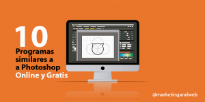 10 Programas similares a Photoshop Online y Gratis